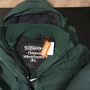 SuperDry 3 Layer Windcheater Jacket
